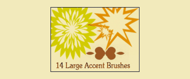 Accent Brushes