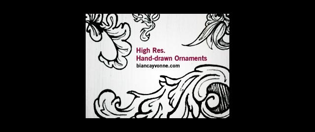 HighRes Hand-Drawn 2