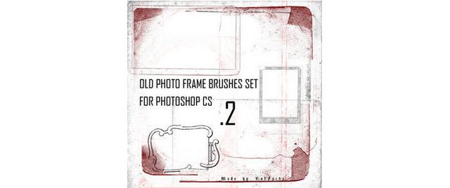 Old Photo Frame 2