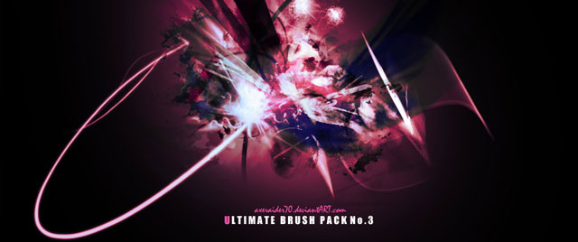 Ultimate Brush Pack No.3
