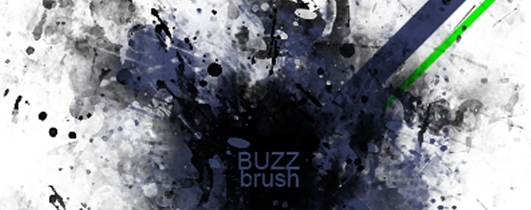 Grunge Splatterish brushes