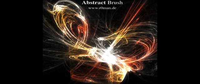 Abstract Brushset II