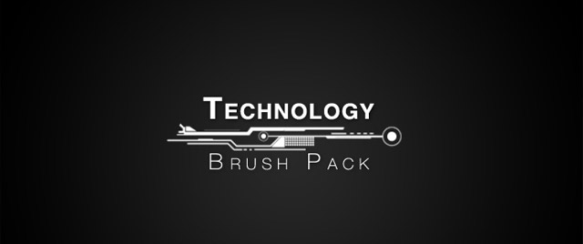 Technology Brush Pack