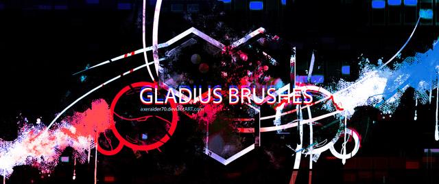 Gladius Brushes