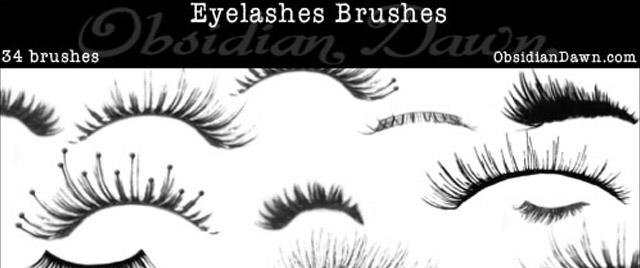 Cils Brushes