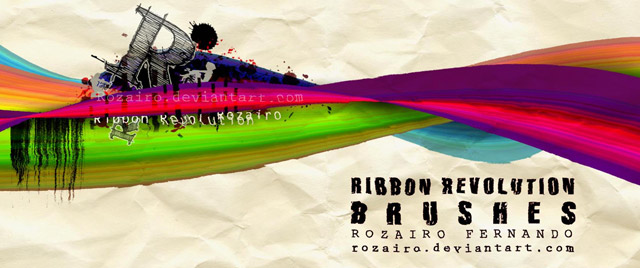 Ribbon Revolution Brushes