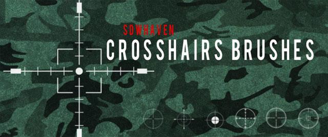 Crosshairs Brushes