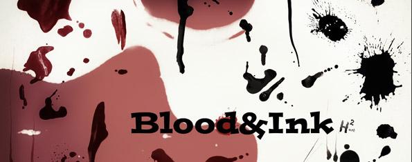 BloodandInk Brushes