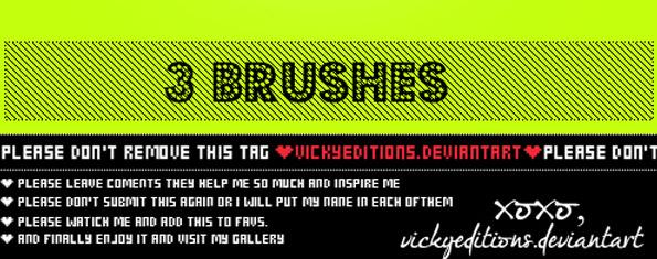Brushes ~O1