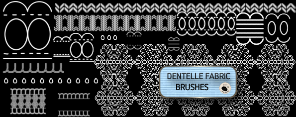 Dentelle Fabric