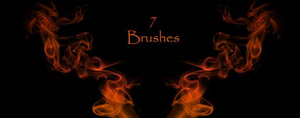 Dizzy-Smoke Brushes 5