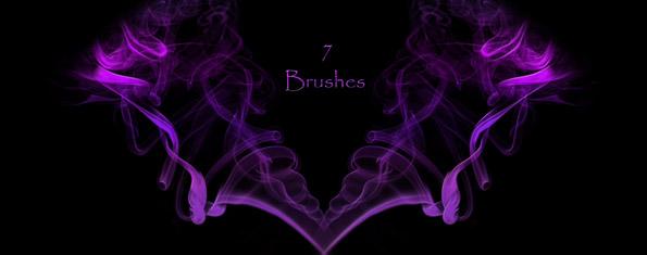 Dizzy Smoke Brushes 6