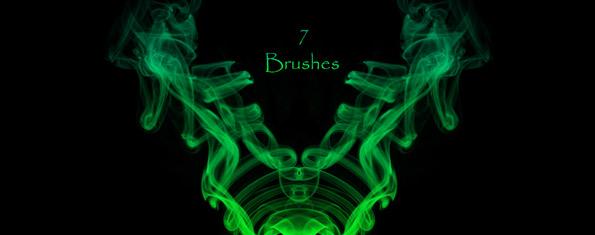 Dizzy Smoke Brushes 7