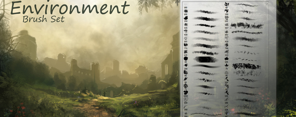 Environment Brushes