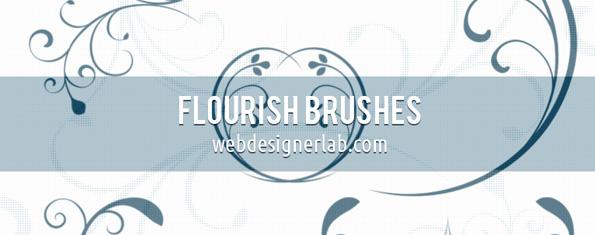 Flourish Brushes