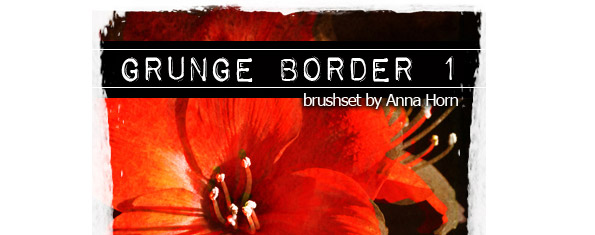 grunge border 1