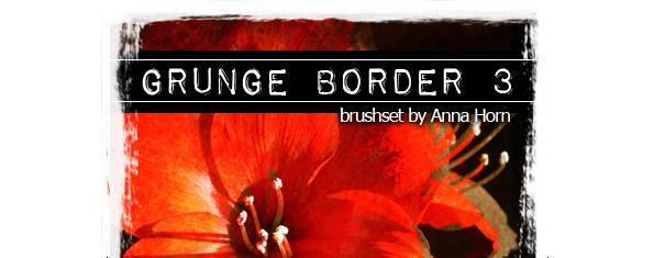 grunge border 3