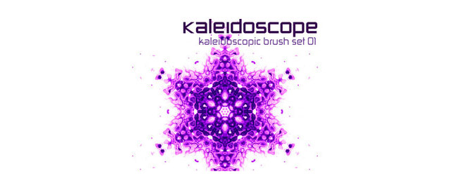 Kaleidoscope 1 Brushset