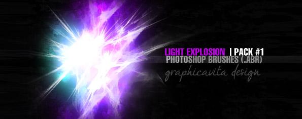 Light Explosion Pack 1