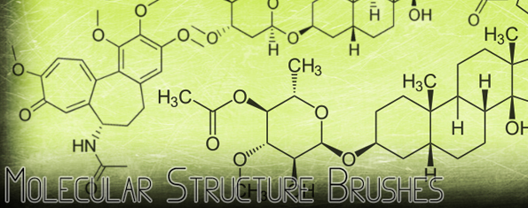 Molecular Structure Brushes