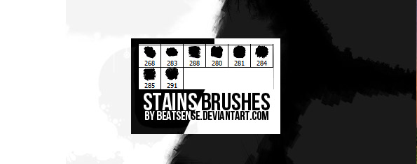 Stains brushes