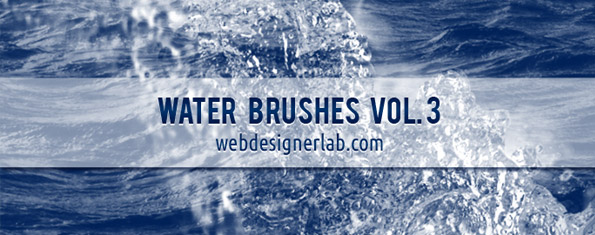 Water Brushes Vol.3