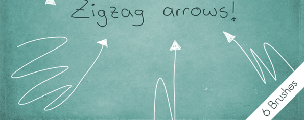 Zigzag Arrows