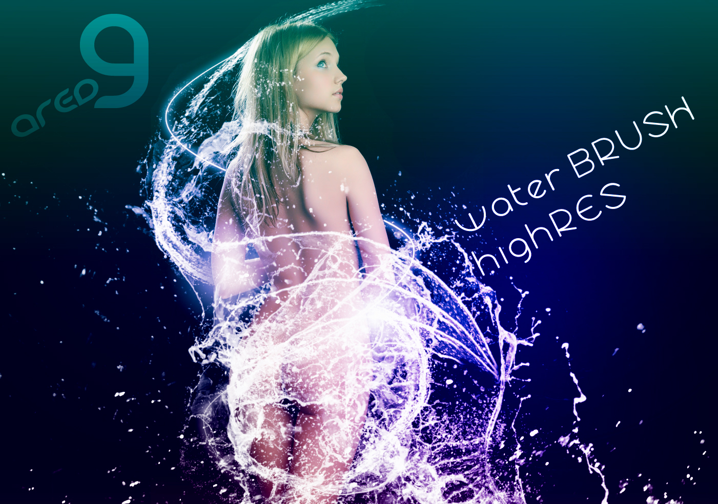Water Effects Photoshop Brushes Photoshop Water Effect Brushes