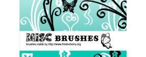 Misc brushes 01