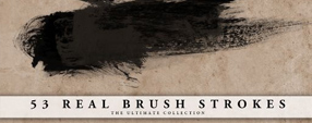 Real Brush Strokes