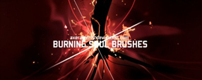 Burning Soul Brushes