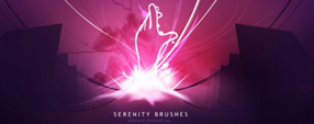 Serenity Brushes