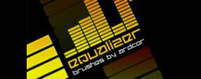 Equalizer Brushes