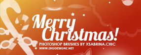 Christmas PS Brushes