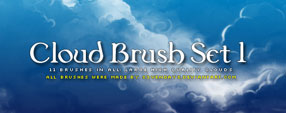 Clouds Brush Set 1