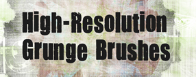 Detailed Grunge Brush
