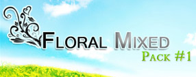 Floral Mix pack1