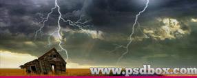 40 HQ Lightning Bolt