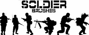 Soldier Brushes