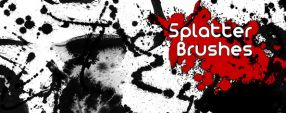 Splatter Brush Pack Vol 3