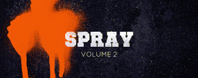 Spray Paint Brushes Vol2