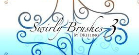 Swirly Brushes 3
