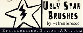 Ugly Star Brushes pack