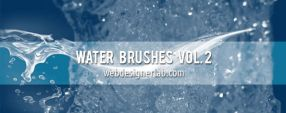Water Brushes Vol 2