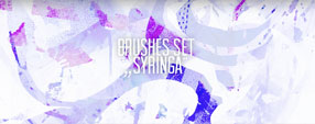 Brush Set 2  Syringa