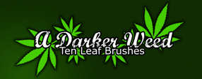 ADarkerWeed Brushes