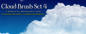 Cloud Brush Set 4