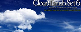 Cloud Brush Set 6