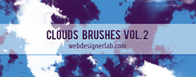 Clouds Brushes 2