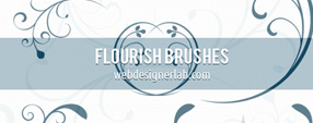 Flourish Brushes